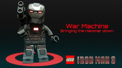 Iron Men: War Machine