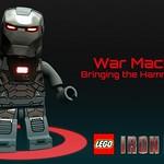 LEGO Iron Man 3 - War Machine