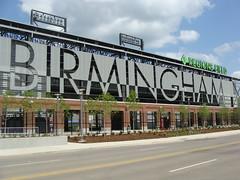BIRMINGHAM---New Regions Field (Birmingham, Al.)