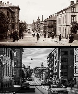 Gothenburg, Majorna 1900 / 2013