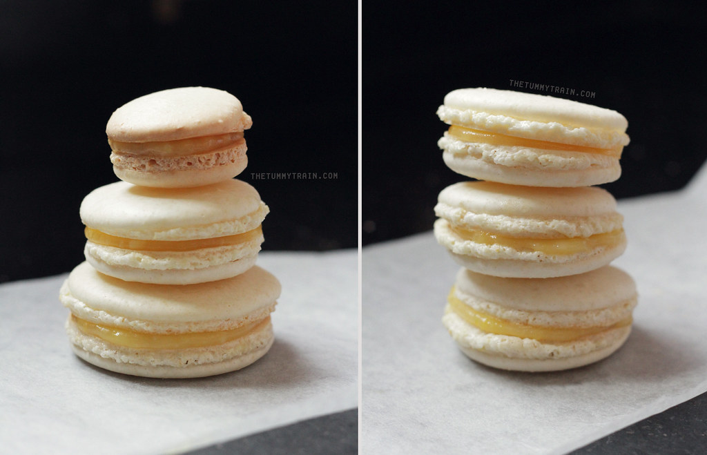 8693484035 f7558ff5a6 b - A semblance of Lemon Macarons + I need a new oven