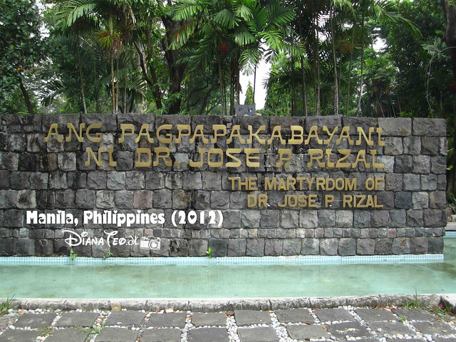 Day 4 - Philippines Rizal Park 02