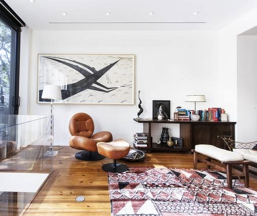 Brooklyn Heights Interior
