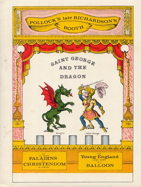 St Georges et dragon