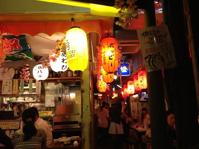 retro restaurants (Tokyo Japan)