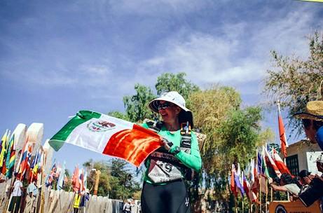 Beatriz Camiade - Atacama Crossing 2013