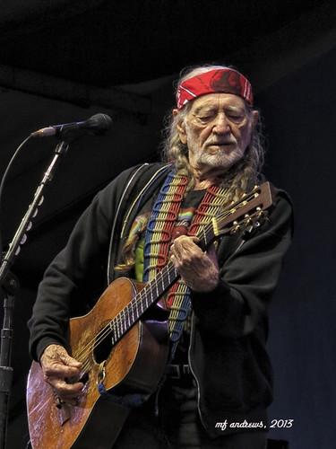 Willie at Jazz Fest 2013