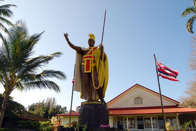 King Kamehameha of Kapa'au