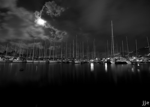 Night Mooring
