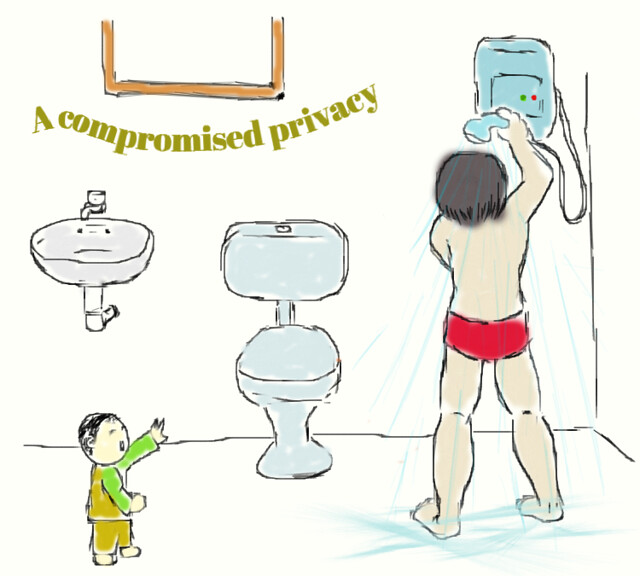 compromisedPrivacy