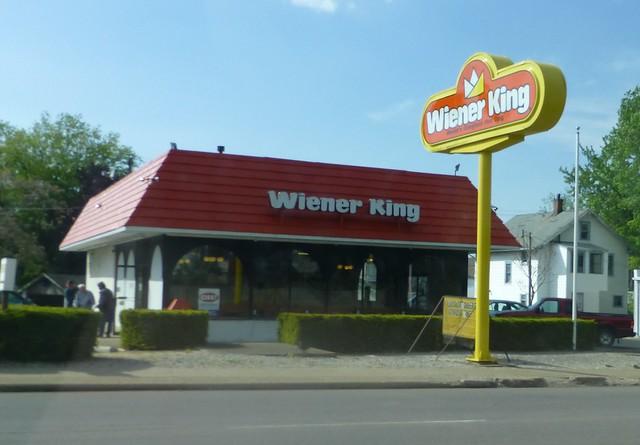 Wiener King In Mansfield Ohio Flickr Photo Sharing