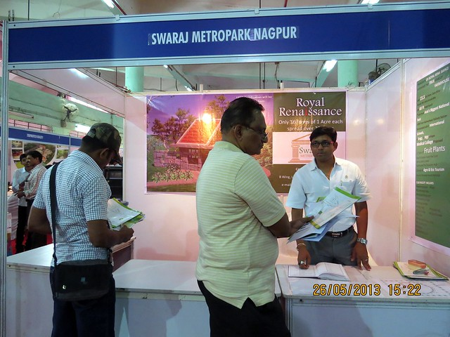 Royal Renaissance Weekend Villas on 1 Acre Farm at Nagpur - Visit Sakal Agrowon Green Home Expo, 25th and 26th May, 2013