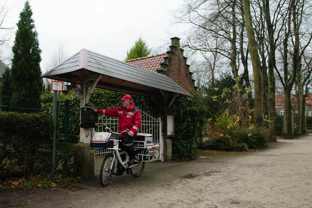 דוור בבלגיה, ברוז