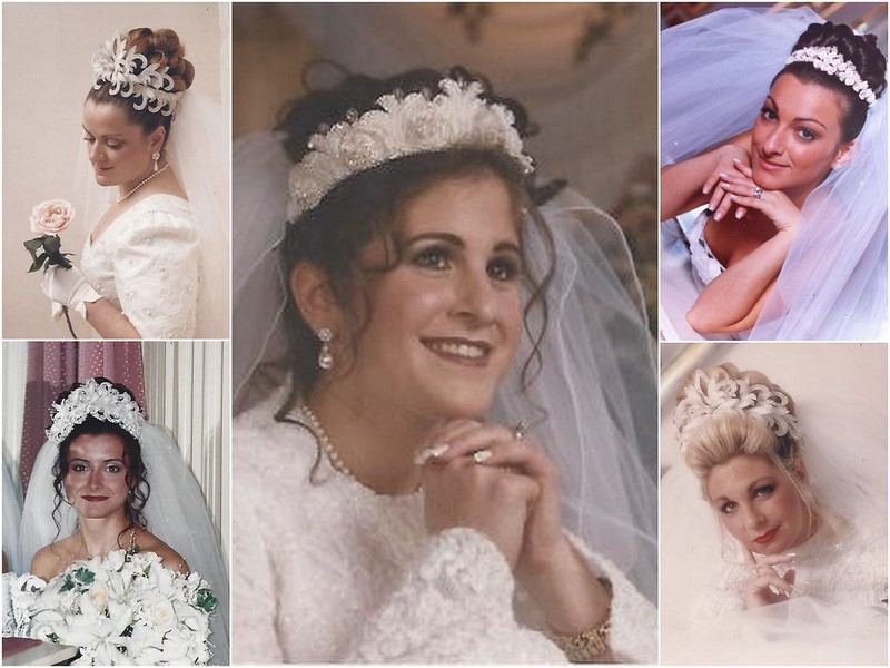 Celebrating 25 Years of Bridal Styles Brides