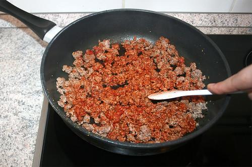 32 - Tomatenmark anrösten / Roast tomato puree