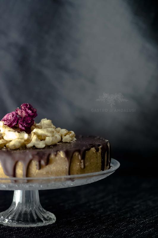 Cheesecake de boniato halloween recetas originales