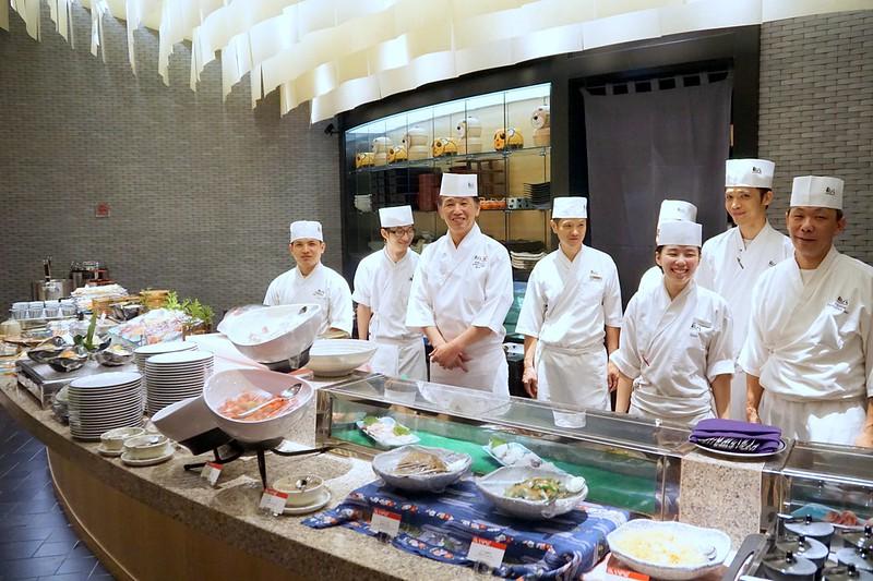 Kampachi Japanese restaurant - KANPAI! With Sake Masters -005