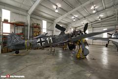 N447FW 550476 - 990002 - Flug Werk FW-190A-8 N - Tillamook Air Museum - Tillamook, Oregon - 131025 - Steven Gray - IMG_8078