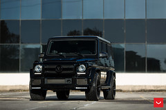 Yoventura Mercedes-Benz G63 - Vossen VFS-1 Wheels - © Vossen Wheels 2015 - 1009