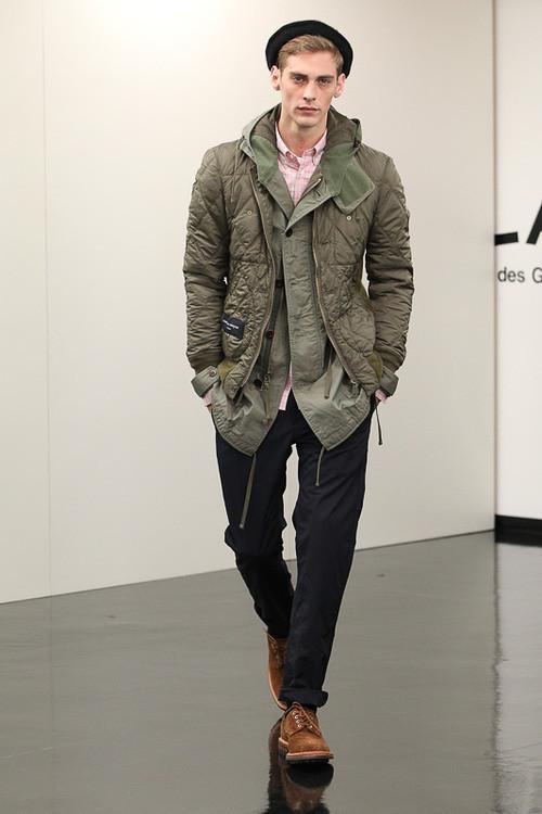 FW13 Tokyo COMME des GARCONS HOMME019_Jeremy Dufour(Fashionsnap)