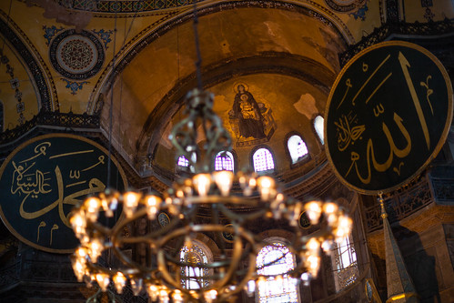 Hagia Sophia; copyright 2013: Georg Berg