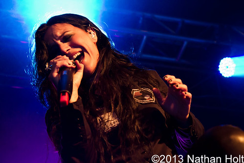 Lacuna Coil - 02-22-13 - Club Fever, South Bend, IN
