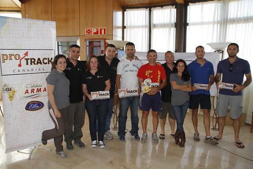 I Pro-Tracks Canarias 2013