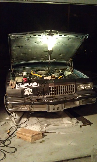My '89 Caprice Wagon Project 8622472195_e3f7785b22_z