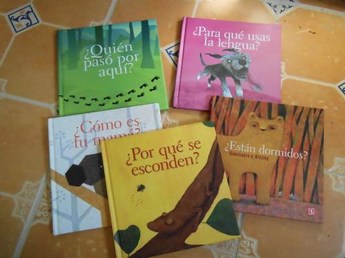 Colección Ojitos Pajaritos