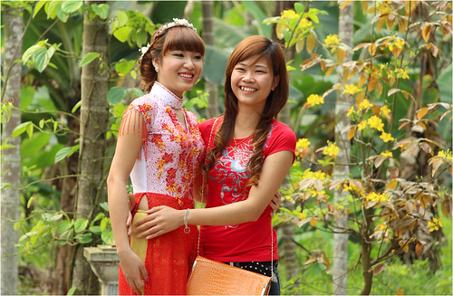 Đám hỏi Linh + Hiền