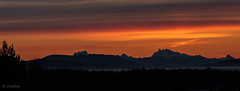 Dawns early moring light - Skagit Valley-2