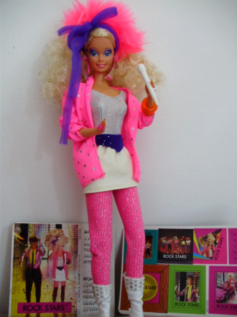 Rockers Barbie 1985