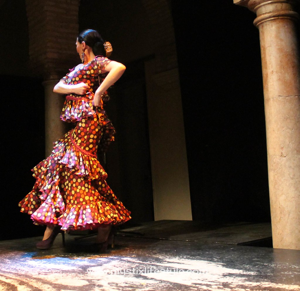 desfile museo flamenco