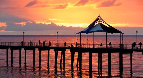 Noarlungha Pier Adelaide #dailyshoot Australia