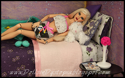 Lazy Morning by DollsinDystopia