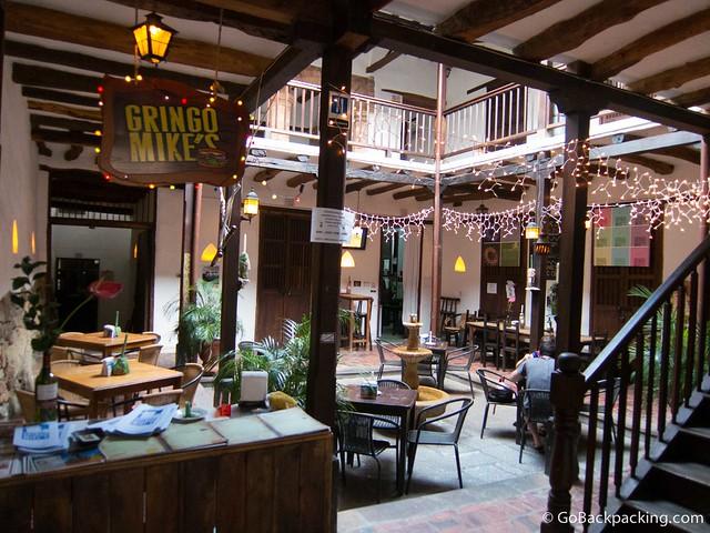 Gringo Mike's restaurant