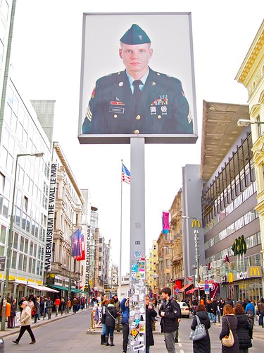 Europe 2013 | Checkpoint Charlie @ Berlin, Germany