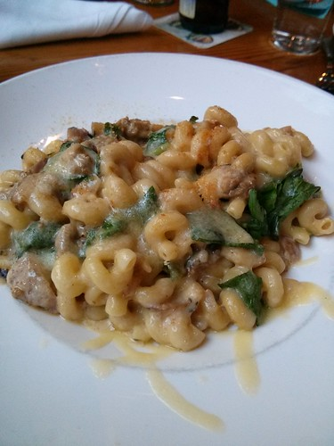 Macaroni & Cheese at Deschutes