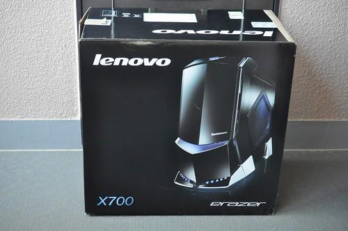 レノボ ゲーミングPC ERAZER X700