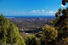 Adelaide from top of Kensington