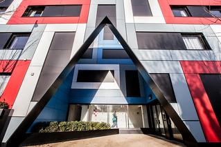 Accommodation: University Square, Southend