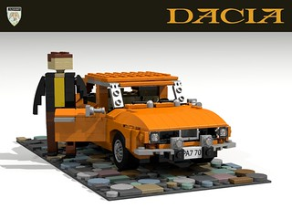 Dacia 1300 - 1969 - Romania