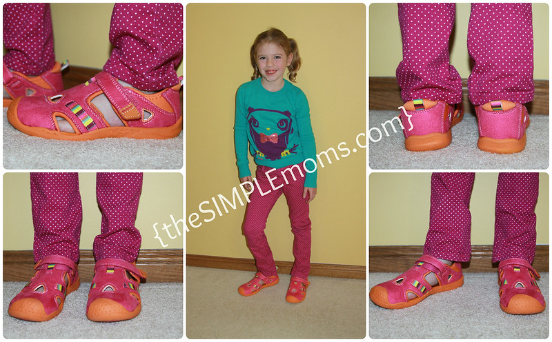 pediped shoes Collage