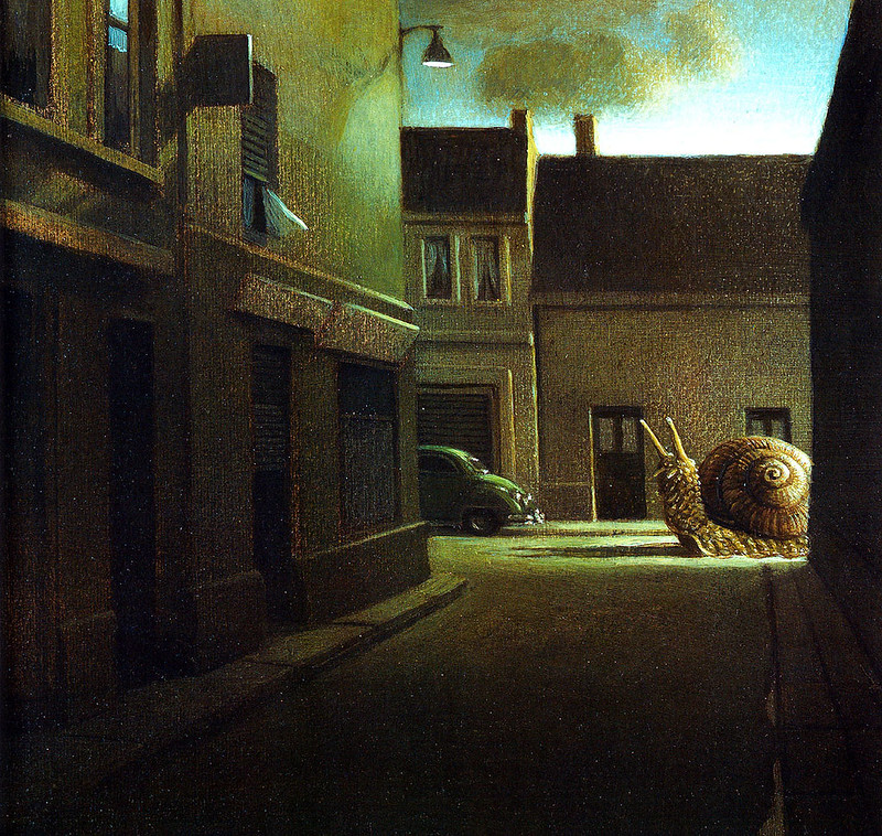 Michael Sowa - Haunted City