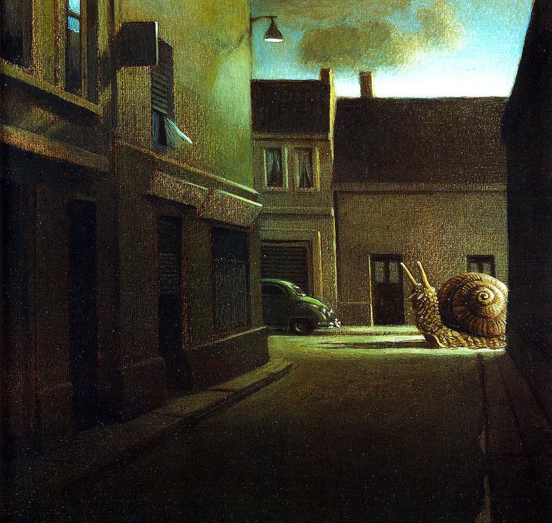 Michael Sowa - Haunted City