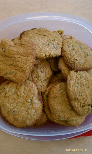 Chocolate Chip Cookies @ WLEX-TV Lexington
