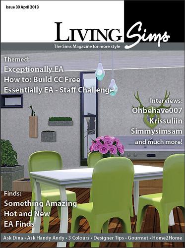 Living Sims Magazine