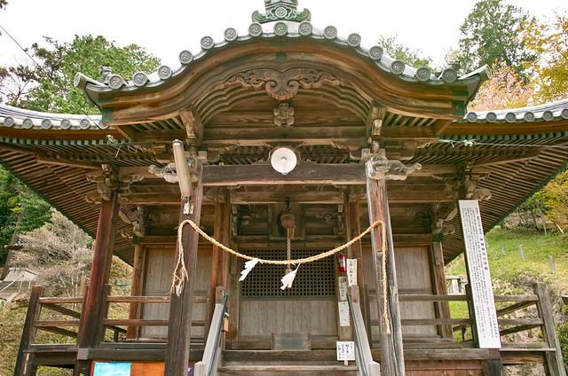 甲弩神社 #5