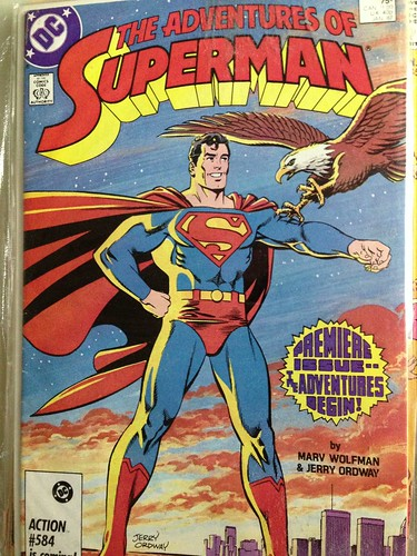 Adventures of Superman v1 #424