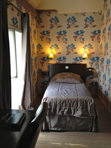 Bruges - hotel room